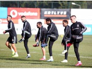 Beşiktaş, Çaykur Rizespor maçı hazırlıklarını tamamladı