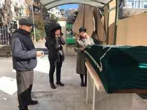 Ergenekon kumpas davasının kilit ismi Ümit Sayın son yolculuğuna uğurlanıyor