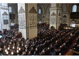 """Ali Erbaş: """"Deprem bize dünya ve ahiret için uyarıda bulunuyor"""""""