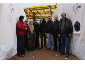 Kuşadası'ndan Elazığlı 15 aileye daha yardıma gidecek