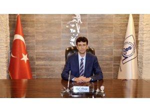"""Başkan Aksoy: """"Bayrağımız şerefle dalgalanmaya devam edecektir"""""""