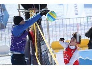 Kar Voleybolu Türkiye Şampiyonası Toroslar'da
