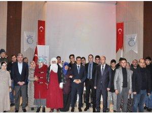 Erciş Belediyesinden engellilere sinema keyfi