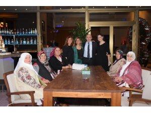 Yerel Mutfak Global Lezzet Projesi Arsin Ligene Köyü kadınlarını ağırladı