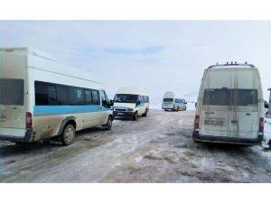 Edremit'te ulaşım güzergahları değişti