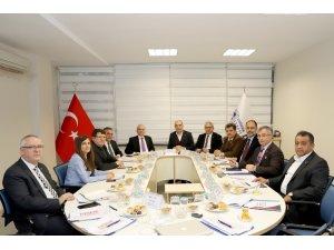 Eskişehir'in İş Konseyi yol haritasını görüştü