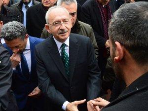 CHP Genel Başkanı Kılıçdaroğlu deprem bölgesinde