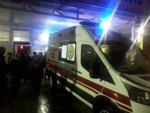 Diyarbakır'da trafik kazası: 1 ölü, 5 yaralı