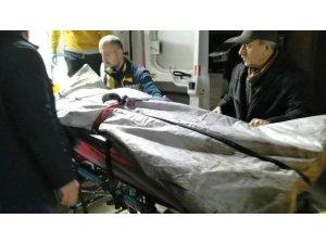 Kaçak maden ocağında mahsur kalan 1 işçiye ulaşıldı