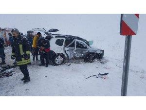 Muş'ta trafik kazası: 7 yaralı