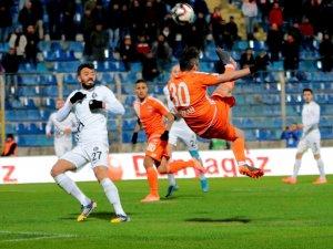 TFF 1. Lig: Adanaspor: 3 - Osmanlıspor: 1