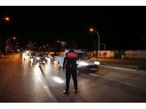 Bursa'da trafik denetiminde 116 bin TL ceza kesildi
