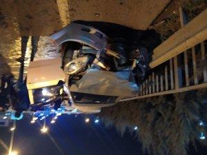 Cevizlibağ E-5'te zincirleme kaza: 1 ölü, 3 ağır yaralı