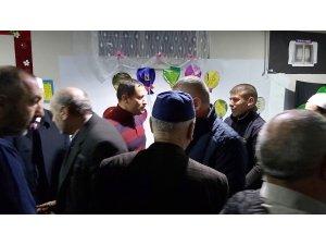 Vali Mustafa Masatlı, vatandaşlarla sabah namazı buluşmalarını sürdürüyor