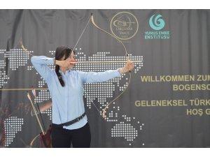 Yunus Emre Enstitüsü ve Okçular Vakfı sayesinde 'Türk Okçuluğu Dünya Sahnesinde'