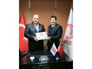 TEKDER ABD Temsilciliğine Murat Şentürk atandı