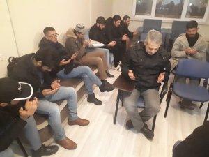 Yabancı öğrencilerden Elazığ'a destek