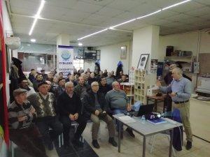 Eskişehir'de meyve ağacı budama ve meyve ağaçlarına aşı kursu