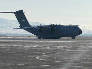 """MSB: """"Uçağımız, Moğolistan'ın başkenti Ulanbatur'da gerçekleştirdiği yakıt ikmalinin ardından Etimesgut/Ankara için kalkış yaptı."""""""