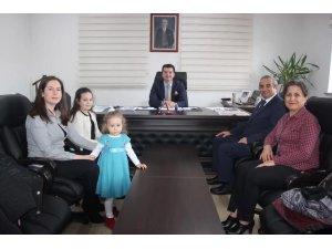 Türkiye'yi duygulandırmıştı, Nazlı Can'a anlamlı hediye