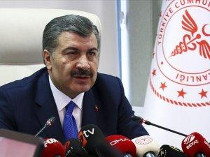 Sağlık Bakanı Koca: Şu ana kadar Türkiye'de koronavirüs tanısı alan hasta olmadı