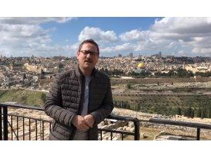 İsrail'den, Başakşehir Belediye Başkanına hukuksuz alıkoyma
