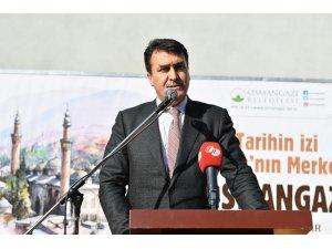 Osmangazi Belediyesi camilere hizmeti sürdürüyor