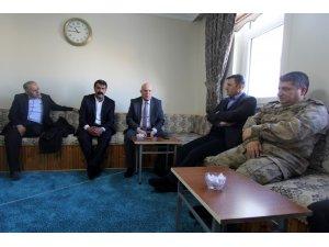 Başkan Pekmezci Esentepe mahalle sakinleriyle bir araya geldi