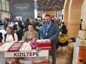 Kızıltepe Belediyesi EMITT 2020 fuarında