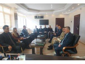 Gercüş'te uyuşturucu ve bağımlılık ile mücadele değerlendirme toplantısı yapıldı