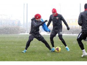 Kayserispor, Galatasaray maçına hazır