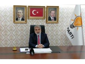 """AK Parti Milletvekili Yıldız: """"Terbiyesizliğin son noktası"""""""