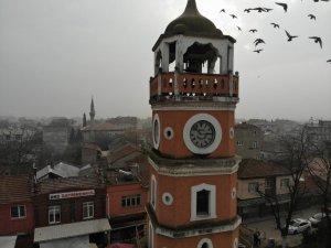 Saat kulesi devreye girdi