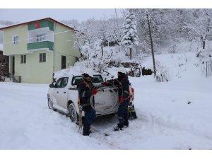 Enerji Timlerinin nefes kesen 'kar ve karanlıkla' mücadelesi