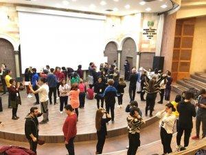 Ustalarla Tiyatro Atölyesi için sertifika töreni düzenlenecek