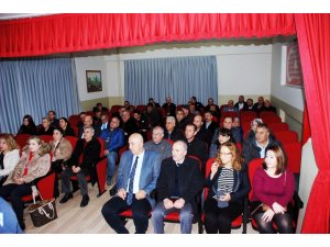 Mudanya'da okul güvenliği toplantısı