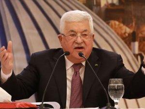 Filistin Devlet Başkanı Abbas: Tarihe Kudüs'ü satan veya vazgeçen biri olarak geçmeyeceğim