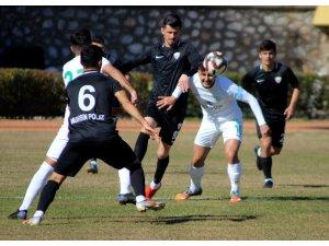 TFF 3. Lig: Muğlaspor: 1 Somaspor:0