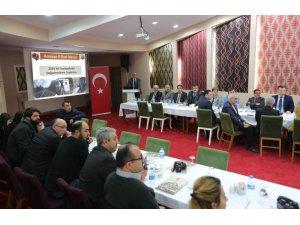 Amasya'da 2019 yılında 190 proje hayata geçirildi