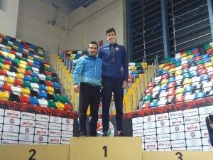 Kütahyalı başarılı sporcu Balkan Şampiyonası'na katılacak