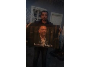 AP ırkçı Yunan milletvekili Loannis Lagos'a Diyarbakır'dan tepki