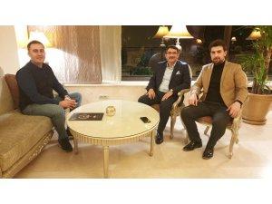 Manisalı başkanlar Sakarya'da buluştu