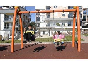 Kepez'den çocuklara 3 park daha