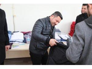 """Nevşehir'de """"Çocuklar Üşümesin"""" seferberliği"""