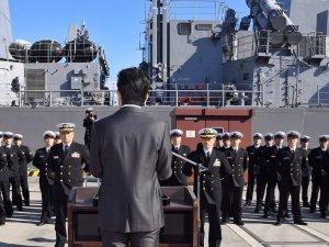 Japon askeri Orta Doğu'ya gidiyor
