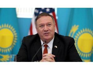 Pompeo'dan Kazakistan'a Uygur Türkleri için çağrı