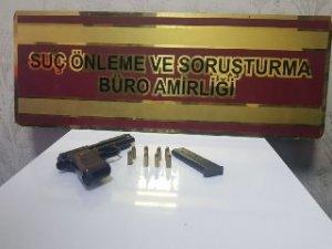 Gaziantep'te aranan 62 şahıs yakalandı