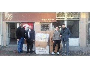 Çaycuma ADD'den Elazığ depremzedelere yardım