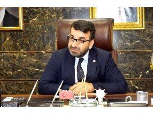 AK Parti Batman İl Başkanı Gür'den Trump'a tepki