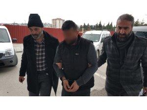 5 yıl 10 ay hapis cezası ile aranan şahıs yakalandı